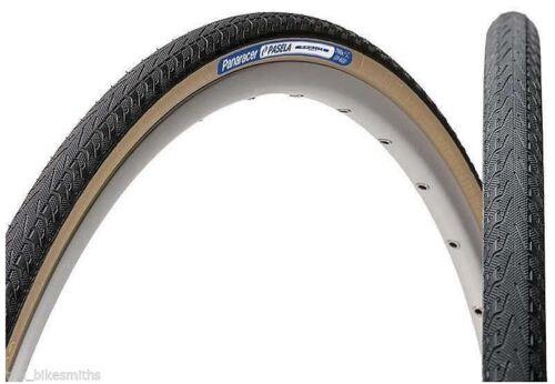Panaracer Pasela Protite Skinwall 700c Flat Guard Folding Bike Tire Choose Size