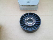 NEW GENUINE AUDI 80 COUPE CABRIOLET V6 ALTERNATOR BELT IDLER PULLEY 078903341J