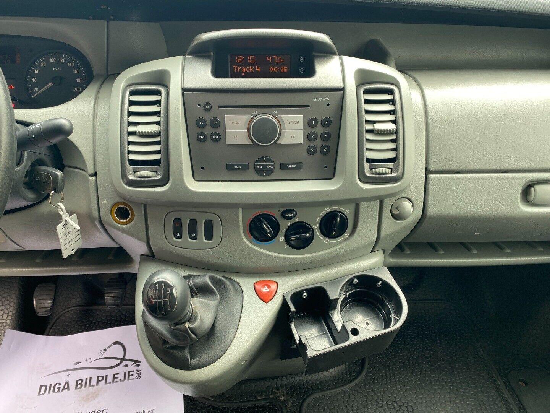 Opel Vivaro 2,0 CDTi 114 Van L2H2