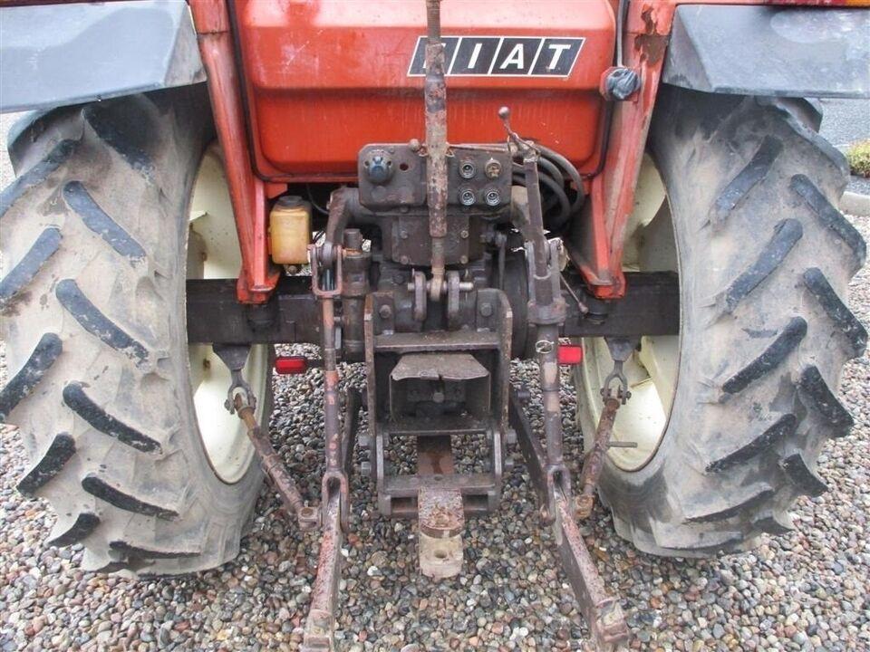 Fiat, 780 meget flot Fiat traktor, timer 5935