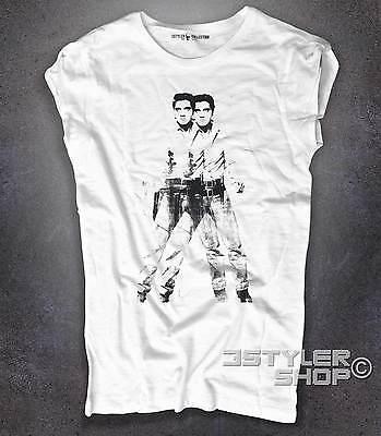 Punk Pop Art All Sizes 1977 Film Andy Warhol/'s Bad Women/'s Fit T-shirt
