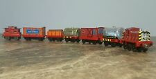 Thomas Diecast Sodor Mixed Years Set 2002,2003,2004 Salty Jack Jumps Caboose