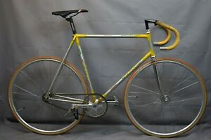 Casati Monza Track Bike Large 60cm Campagnolo 1988 Italy Aelle Steel USA Charity