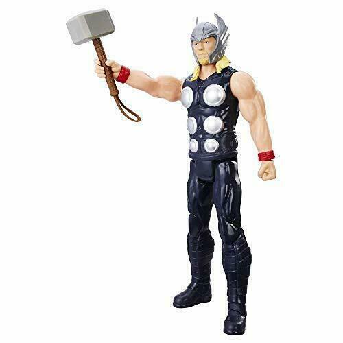 12-Inch new sealed Thor Marvel The Dark World Titan Hero Series Action Figure