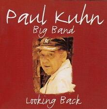 CD Album Paul Kuhn Big Band Looking Back (How Deep Is The Ocean) 90`s