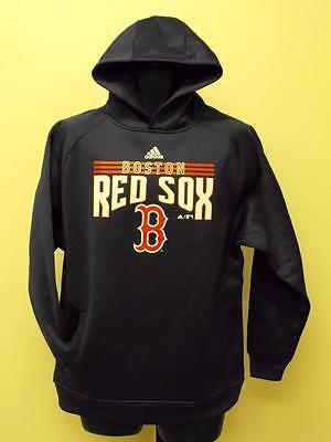 Sport FleißIg Neu Boston Red Sox Jugendliche Size 18/20 Xl Xl Adidas Kapuze 74ky GroßE Vielfalt