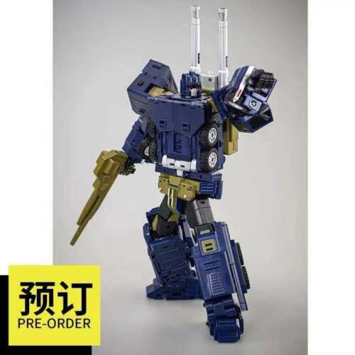 Mastermind Creations PS-14 Incursus G1 Bruticus Onslaught Toy in stock