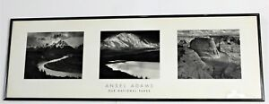 Ansel-Adams-Our-National-Parks-Framed-Poster-CHECK-DESCRIPTION-BELOW