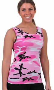 Stretch-Tank-Top-Womens-Pink-Camo-Rothco-4492
