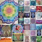 Indian Wall Hanging Tapestry Mandala Hippie Tapestries Bohemian Art Throw Decor