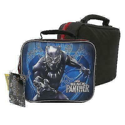 Black Panther Lunch Bag 3D