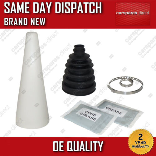 DRIVESHAFT CV-JOINT CV BOOT KIT WITH CONE FIT FOR A HYUNDAI SANTA FE 1 *NEW*