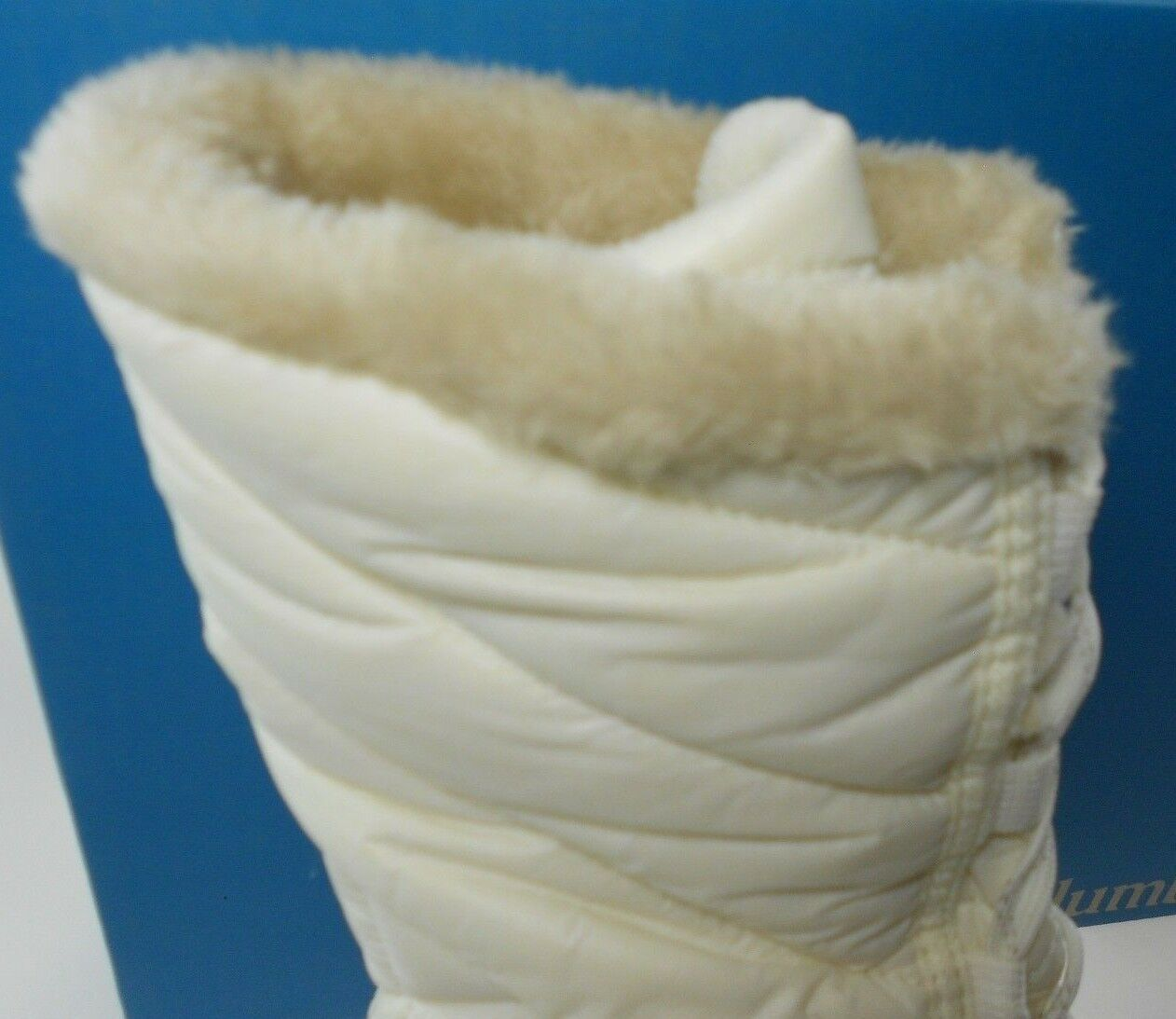 Polvo de Columbia cumbre II Mid Mid Mid Para Mujer botas Invierno Impermeable Marfil, YL5386-125 418a1d