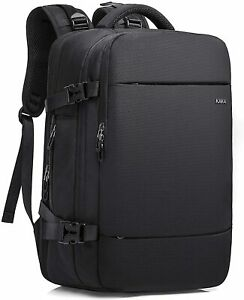 Travel-Backpack-Carryon-Bag-Fit-for-17-039-039-laptop-Flight-Approved-Shoe-Compartment