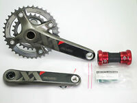 Sram Truvativ Xx X-glide Gxp 39/26t 175mm 10 Speed Double Crankset (w/bb)
