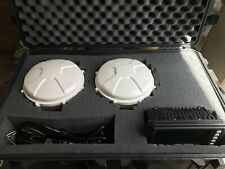 Trimble Cat Gcs900 Dual Grade Control System Ms990 Cb430 3d Gps Gnss Antennas