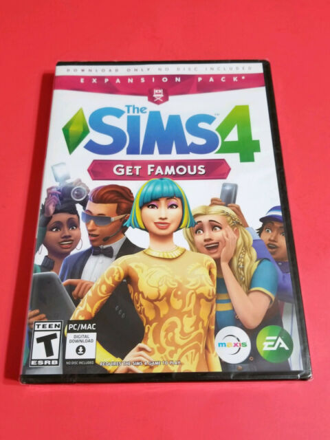 sims 4 get famous expansion pack download free