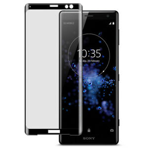Details about IMAK 3D Full Screen Curved Edge Tempered Glass Protector For  Sony Xperia XZ3