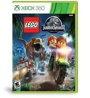 Lego Jurassic World Xbox 360 Dinosaur Fun Action Family Game Party Night