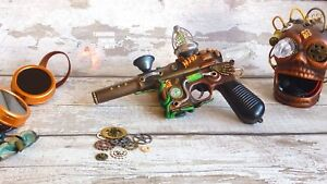 Steampunk Octopus Ray Gun Cosplay Octopus Ray Gun Steampunk