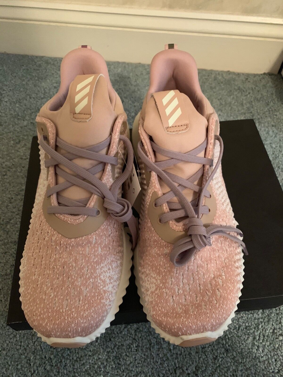 Adidas Women's Alphabounce size 7 tan colorway