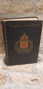 English-Literature-For-Boys-And-Girls-H-E-Marshall-Vintage-Hardback-Book-TBLO