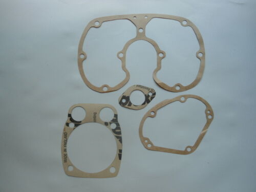 AJS 350cc 500cc 16MS 18 MATCHLESS G3 G80 1962-67 ENGINE GASKET 0.8mm SET OF 4