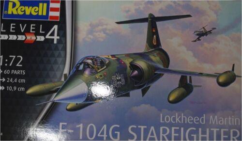 Revell 03904 F-104G Starfighter