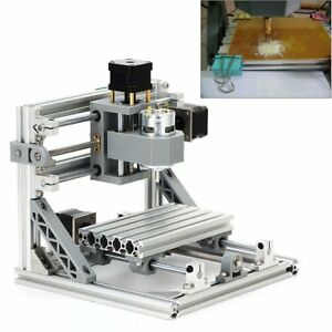 Details About Cnc Wood Router 1610 Mini Milling Carving Engraving Machine Grbl Control 3 Axis