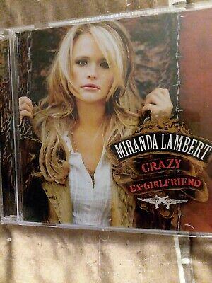 Miranda Lambert Crazy Ex-Girlfriend CD   eBay