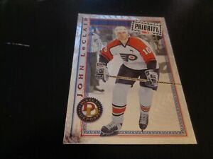 1997-98 Donruss Priority Direct Deposit #28 John Leclair Philadelphia Flyers MT
