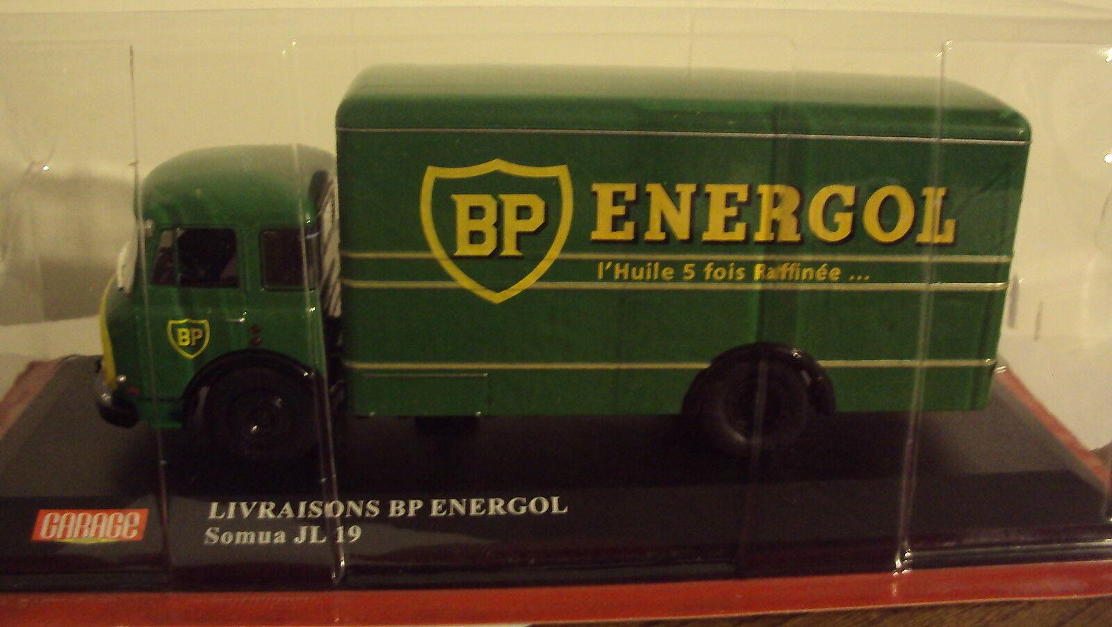 Camion SOMUA JL19 - BP Energot