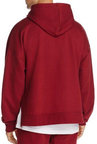 Oversized Sweatshirt Hoodie Bloomingdales Burgundy new Hooded Narrows The q6xRTzwHn