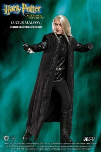 1 6 6 6 Scale Star Ace Toy SA0021 Lucius Malfoy Male Figure Toy Collection c50153