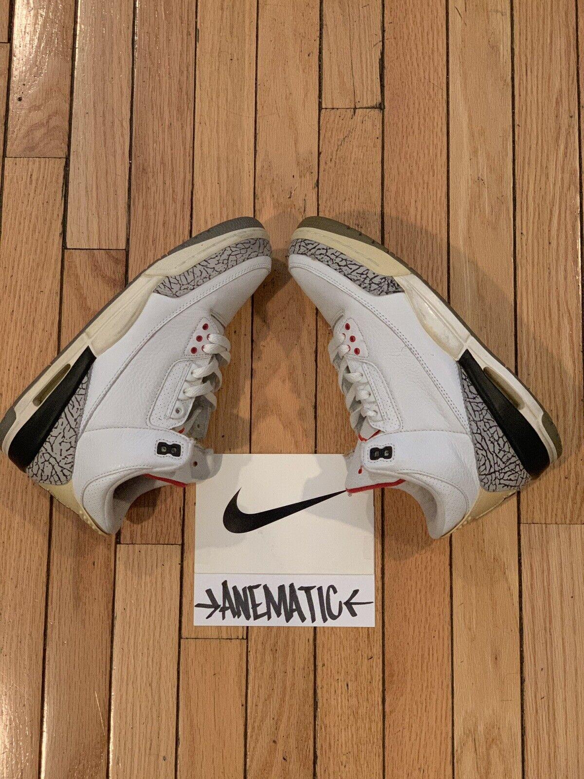 Air Jordan 3 Retro 2003 2003 2003 Dimensione 8.5 166ca2