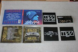 TPS-Selfmade-LTD-autograf-bletki-Bia-d-i-ZMM-amp-Hajto-PR2-CD-NEW