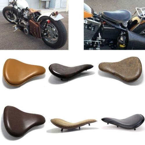 "Motorcycle 3/"" Spring bracket Solo Seat for Harley Sportster Bobber XL 883 1200"