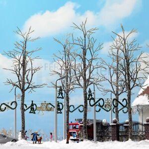 BUSCH-6158-Kit-4-alberi-invernali-spogli-Scala-h0-4pz