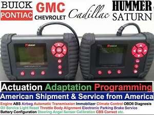 Details about GM General Motors Diagnostic Scanner Code Reader ABS SRS SAS  Scan Tool Vident