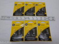 Twelve (12) Ge 194 Miniature Lamp Bulb 4w T3-1/4 12 Volt 12v Free Shipping