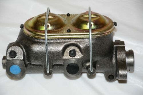 Brake Booster Master Cylinder Proportion Valve 8 Dual w// Bleeders 64-72 Chevelle