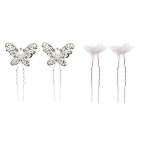 Butterfly-Bridal-Hair-Pins-Bridesmaid-Clip-Crystal-Comb-Wedding-Accessories