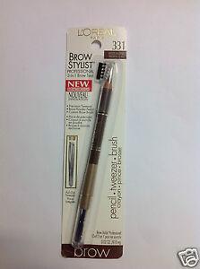 538fc6a236e L'Oreal Brow Stylist Professional 3-in-1 Brow Tool // Medium dark ...