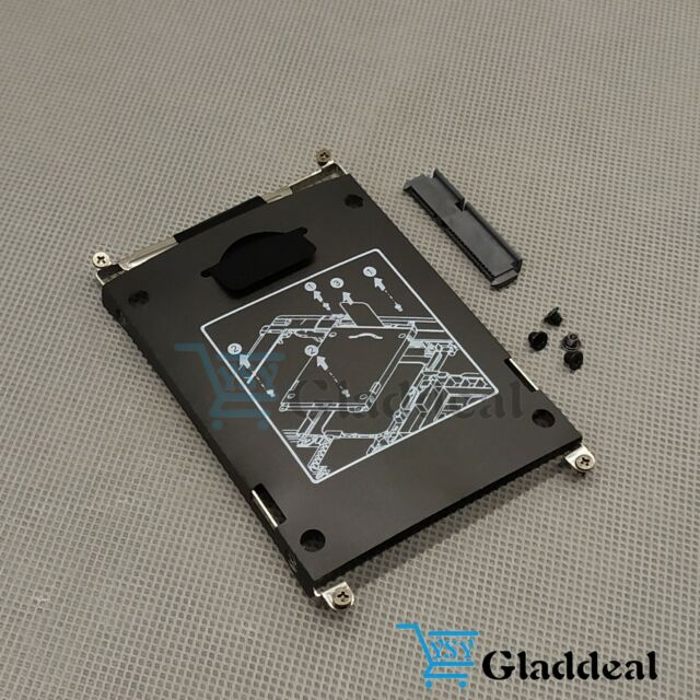 Lot of 10 HP Hard Drive Caddies for HP EliteBooks 483185-001 491230-001