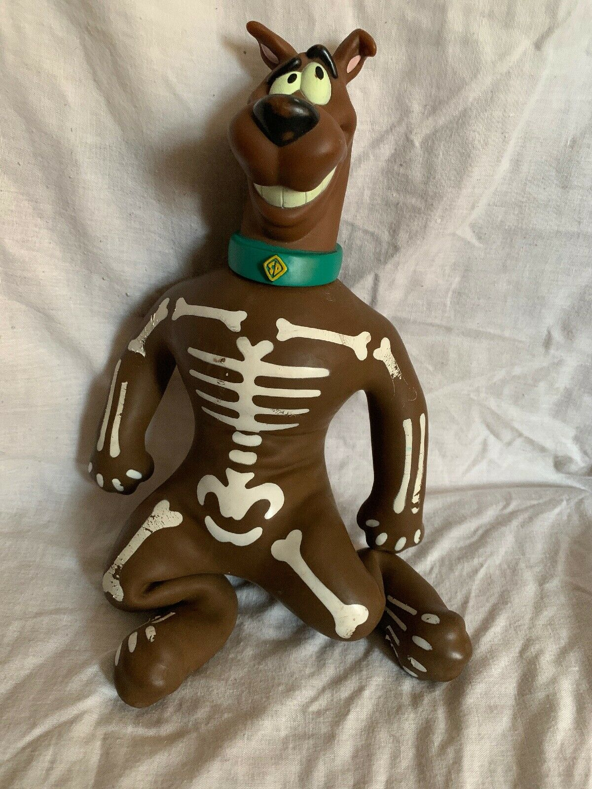 Scooby Doo Figure Stretch Armstrong 06368 7-inch    stretch Scooby  Figure b49698