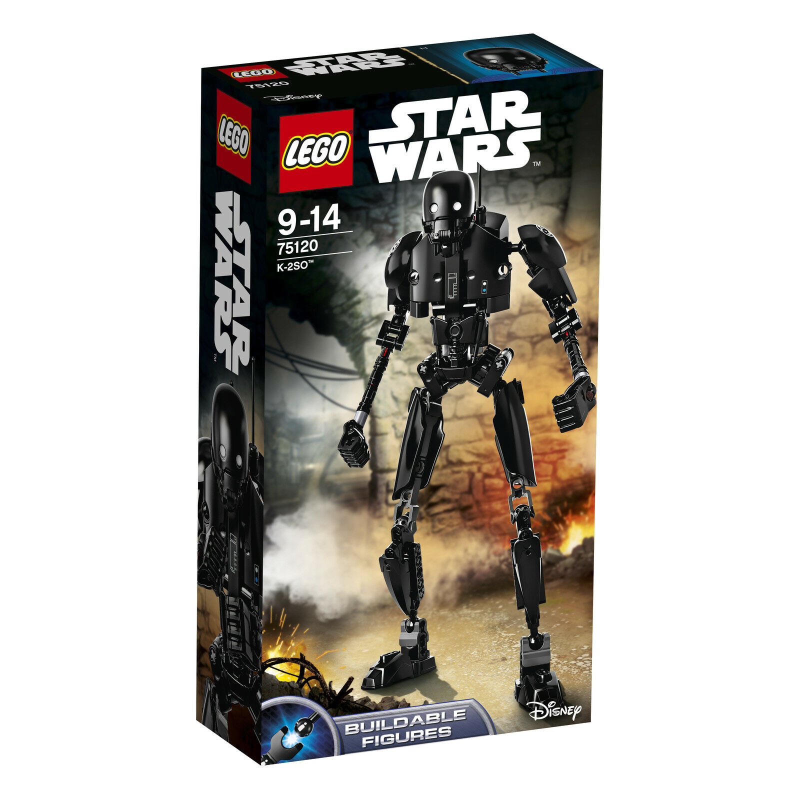 LEGO ® Star Wars ™ 75120 k-2so ™ NUOVO OVP NEW MISB NRFB