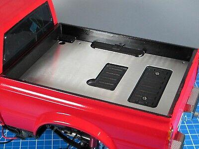 Front /& Rear Windshield Tamiya 1//10 Toyota Hilux Mountaineer Bruiser Trailfinder