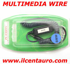CAVO NOLAN MULTIMEDIA WIRE N-COM BMW PER SISTEMI AUDIO MOTO BMW, INTERFONO