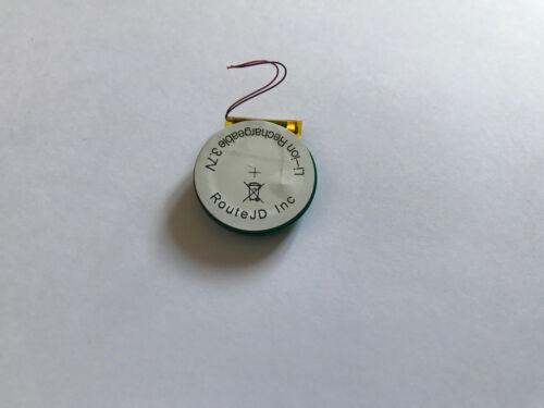 Original PD3048 3.7V 300mAh Rechargeable Battery Akku 3048 Für Garmin