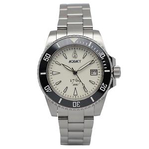 Aquacy 1769 Men's Automatic 300M Full Luminous Dive Watch Miyota 9015 1769.FLM